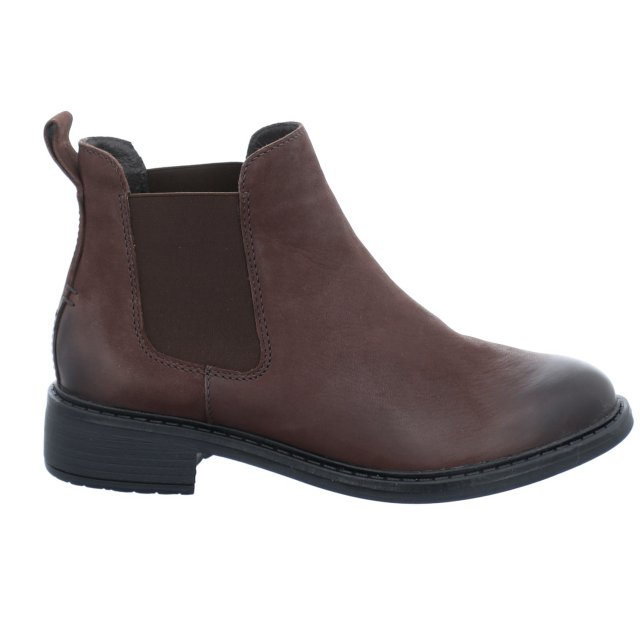 Dámské kotníkové boty Josef Seibel 97418-MI904330 hnědé