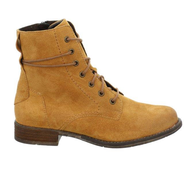 Dámské kotníkové boty Josef Seibel 99670-MI944850 žluté