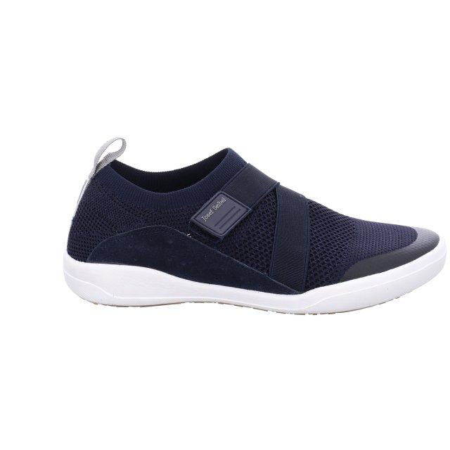 Dámské boty Josef Seibel 68863-325501 modré