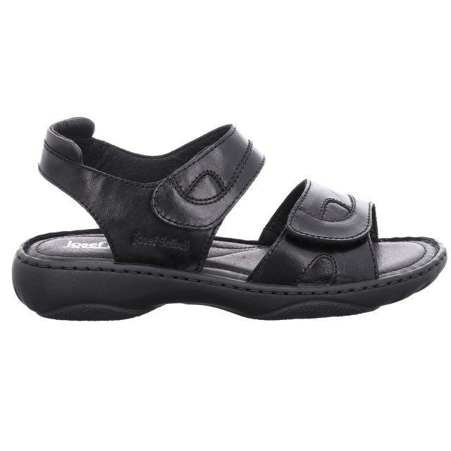Dámské sandály Josef Seibel 76444-43100 černé