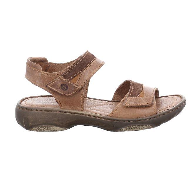 Dámské sandály Josef Seibel 76719-759322 hnědé