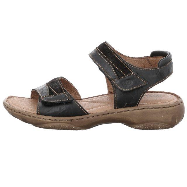 Dámské sandály Josef Seibel 76719-88102 černé