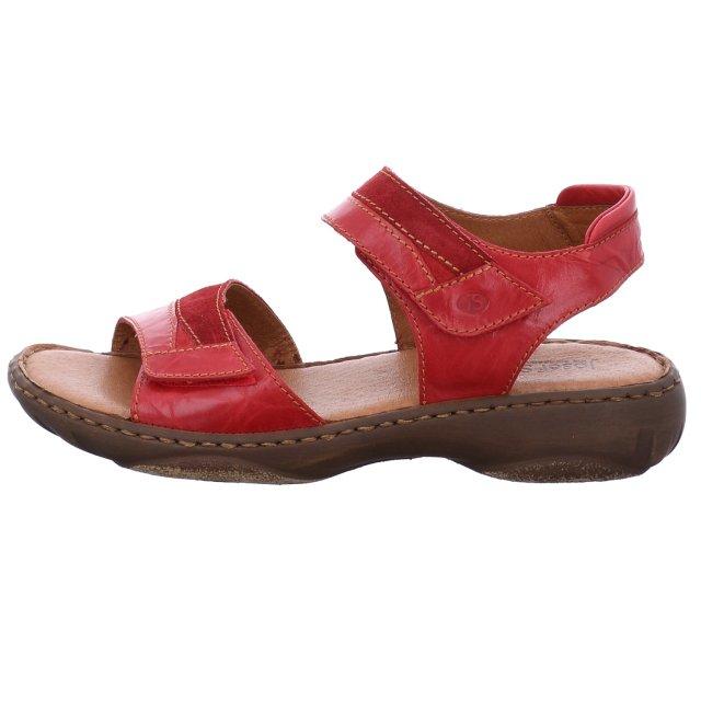 Dámské sandály Josef Seibel 76719-88401 červené