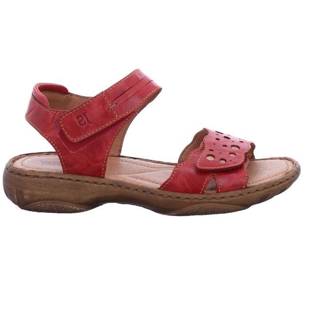 Dámské sandály Josef Seibel 76755-88400 červené
