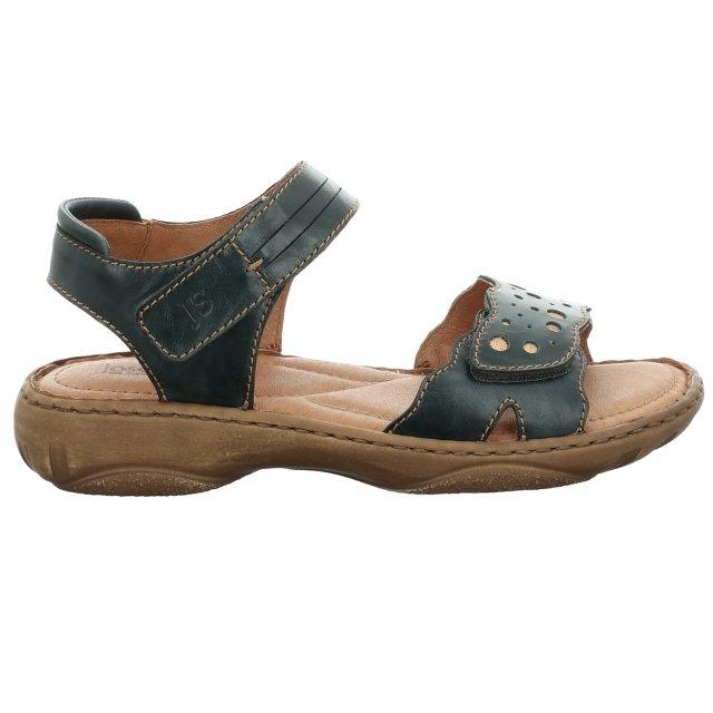 Dámské sandály Josef Seibel 76755-88590 zelené