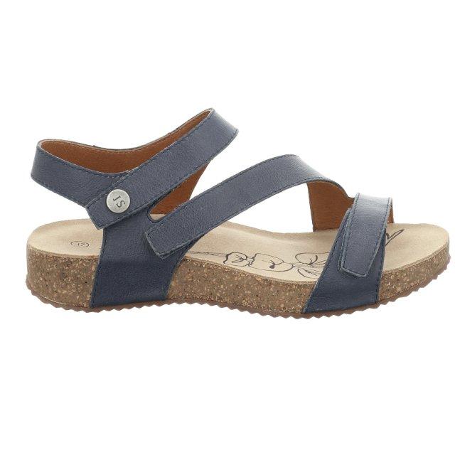 Dámské sandály Josef Seibel 78519-128540 modré