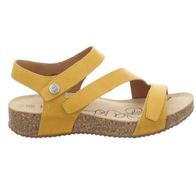 Dámské sandály Josef Seibel 78519-128800 žluté