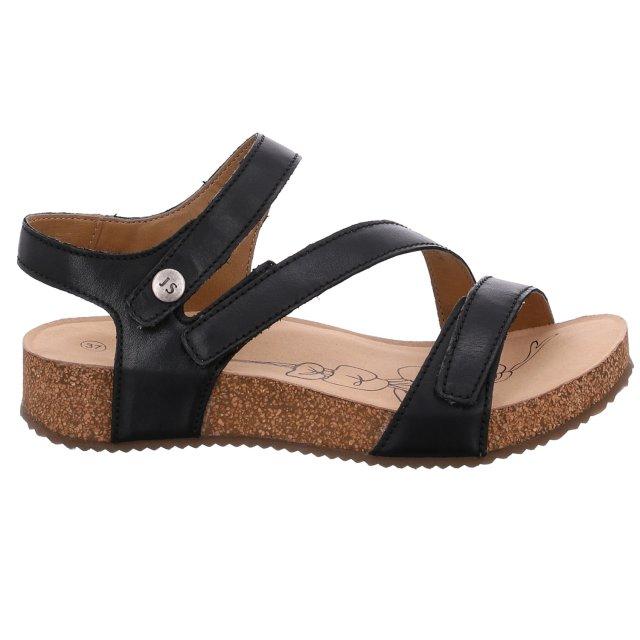 Dámské sandály Josef Seibel 78519-815600 černé