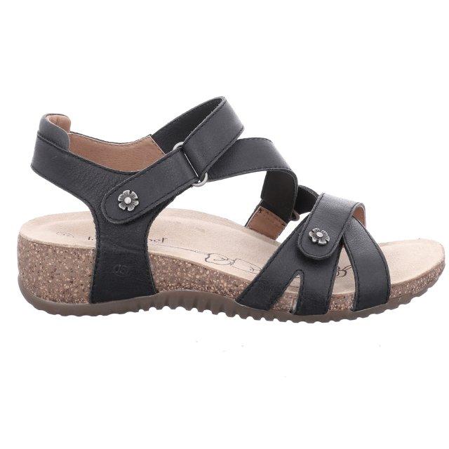 Dámské sandály Josef Seibel 78811-128100 černé