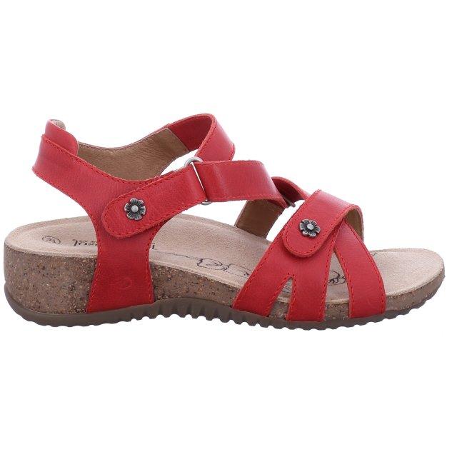 Dámské sandály Josef Seibel 78811-128400 červené