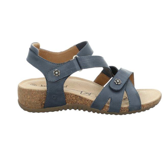 Dámské sandály Josef Seibel 78811-128540 modré