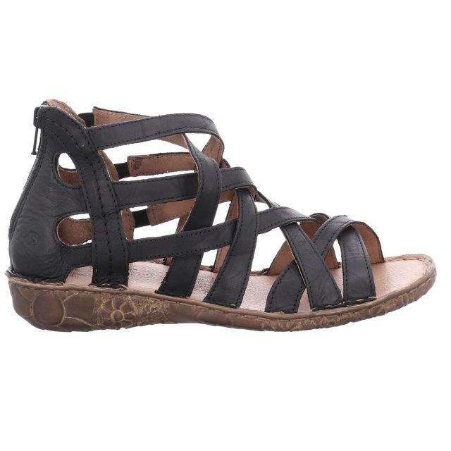 Dámské sandály Josef Seibel 79517-95100 černé