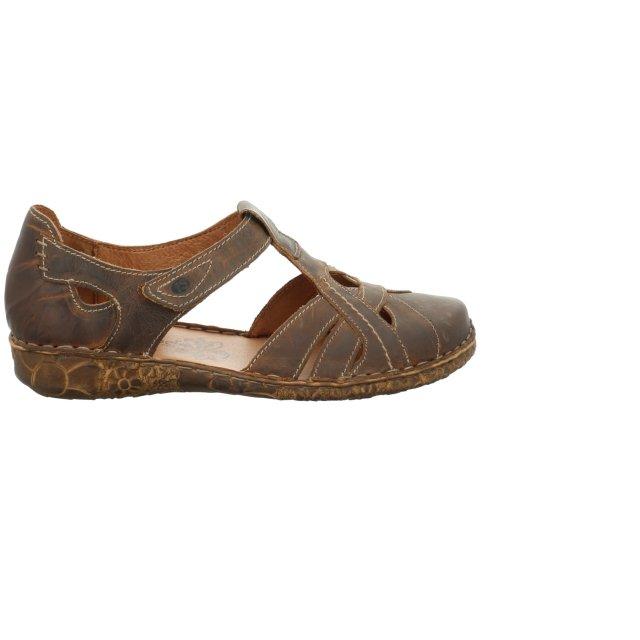 Dámské sandály Josef Seibel 79529-95320 hnědé