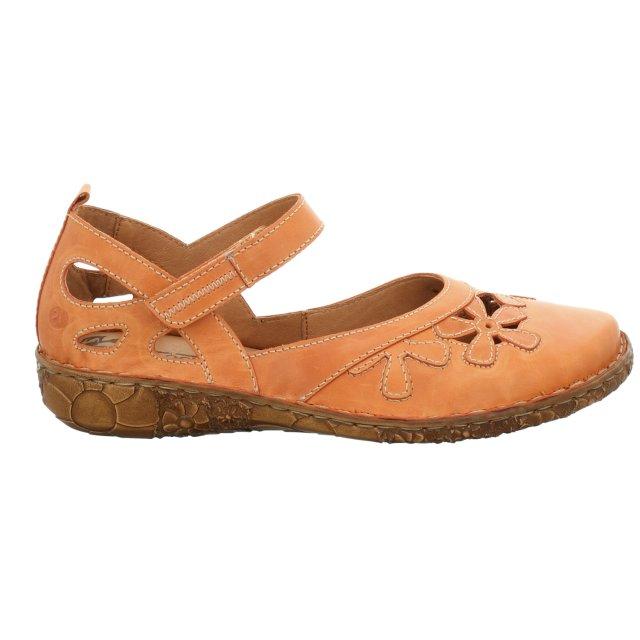 Dámské sandály Josef Seibel 79541-727840 oranžové