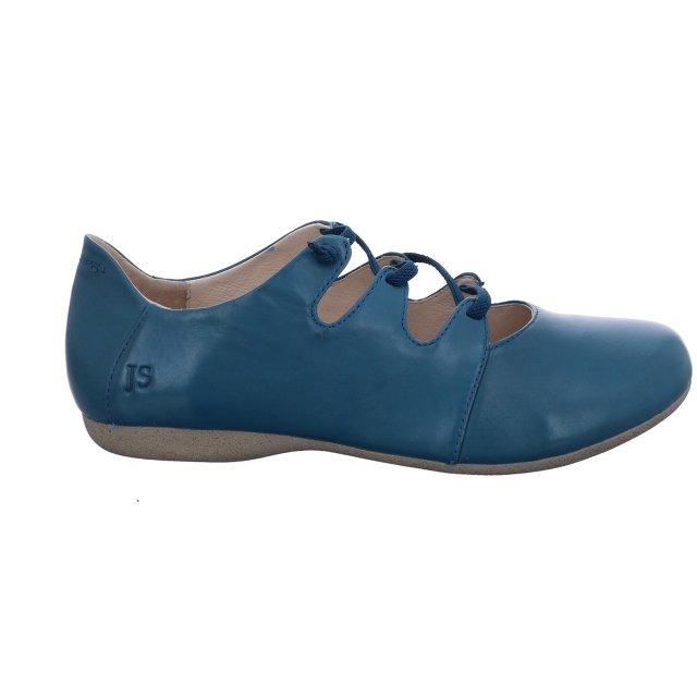 Dámské polobotky Josef Seibel 87204-971500 modré