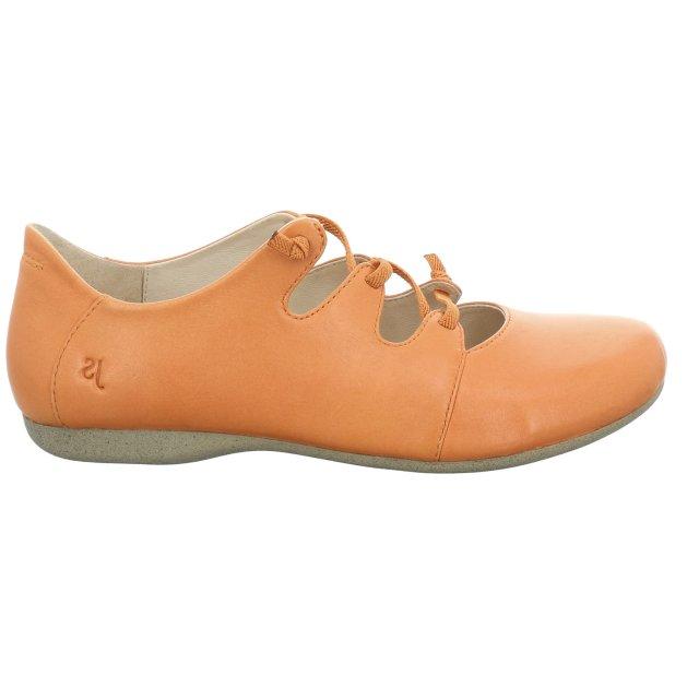 Dámské polobotky Josef Seibel 87204-971840 oranžové