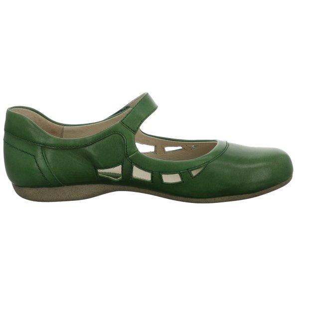 Dámské sandály Josef Seibel 87255-971600 zelené