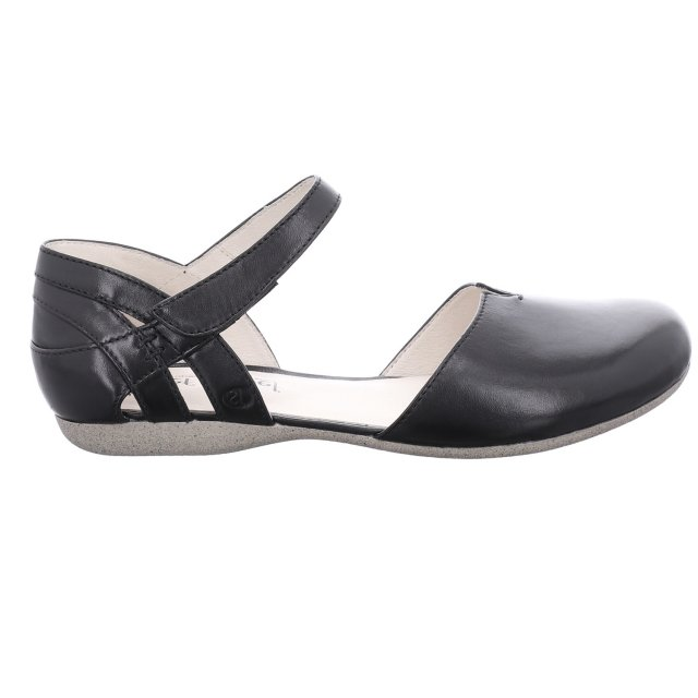 Dámské sandály Josef Seibel 87267-971100 černé