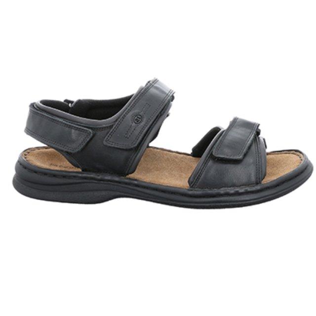 Pánské sandály Josef Seibel 10104-35602 černé
