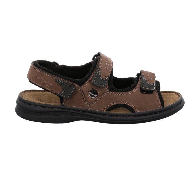 Pánské sandály Josef Seibel 10236-11341 hnědé