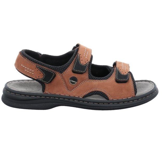 Pánské sandály Josef Seibel 10236-751351 hnědé