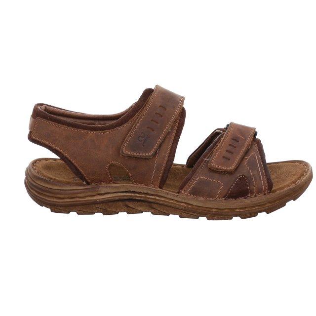 Pánské sandály Josef Seibel 15319-759085 hnědé
