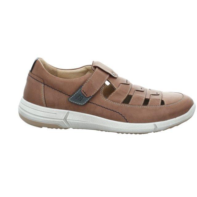 Pánské sandály Josef Seibel 25306-950321 hnědé