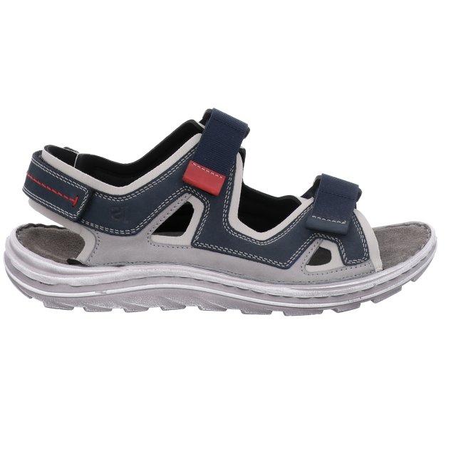 Pánské sandály Josef Seibel 15320-TE751532 modré