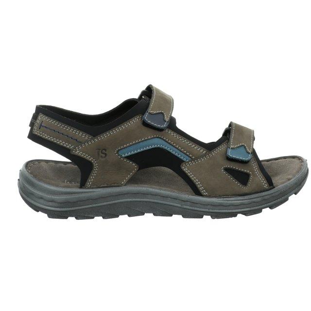 Pánské sandály Josef Seibel 15321-TE994262 hnědé