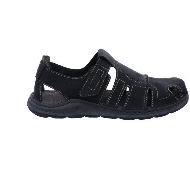 Pánské sandály Josef Seibel 27101-66100 černé