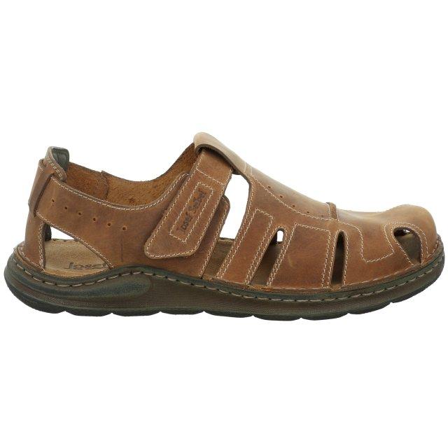 Pánské sandály Josef Seibel 27101-66350 hnědé