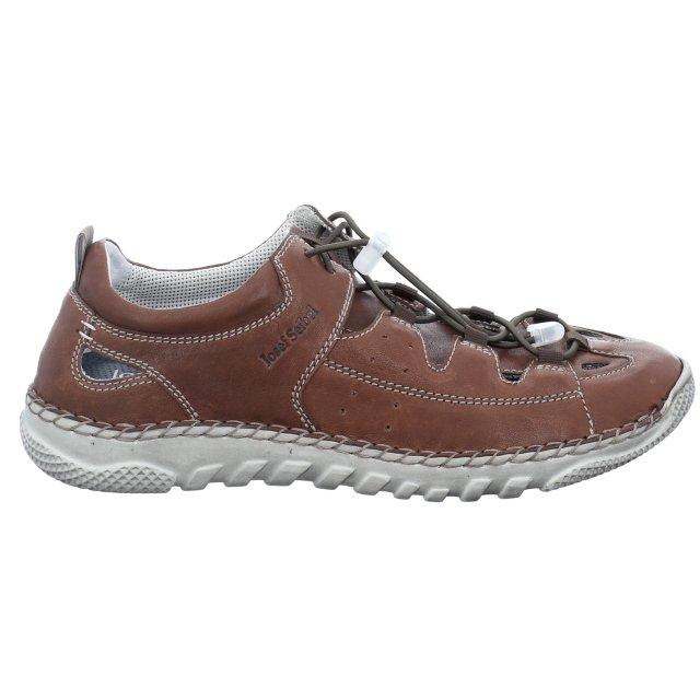 Pánské boty Josef Seibel 42703-TE198350 hnědé