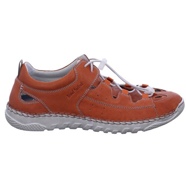 Pánské boty Josef Seibel 42703-TE198840 oranžové