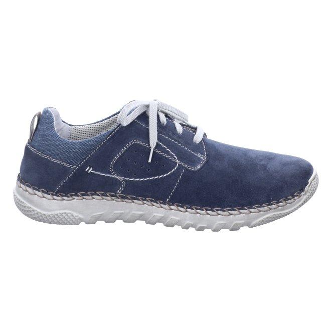 Pánské polobotky Josef Seibel 42704-TE16505 modré