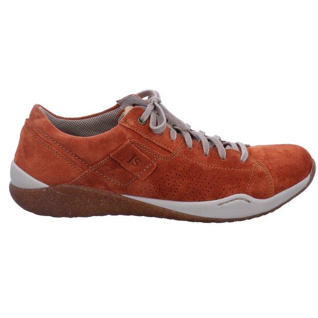 Pánské polobotky Josef Seibel 43508-TE949840 oranžové