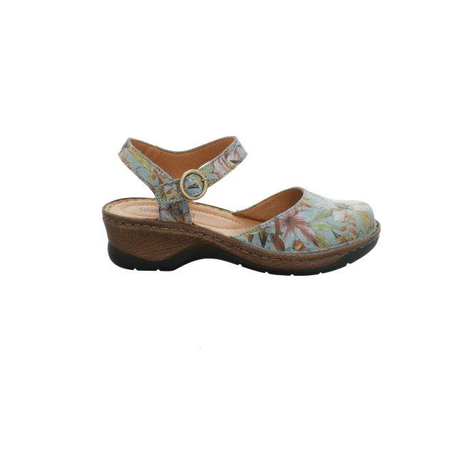 Dámské sandály Josef Seibel 56561-181540 modré