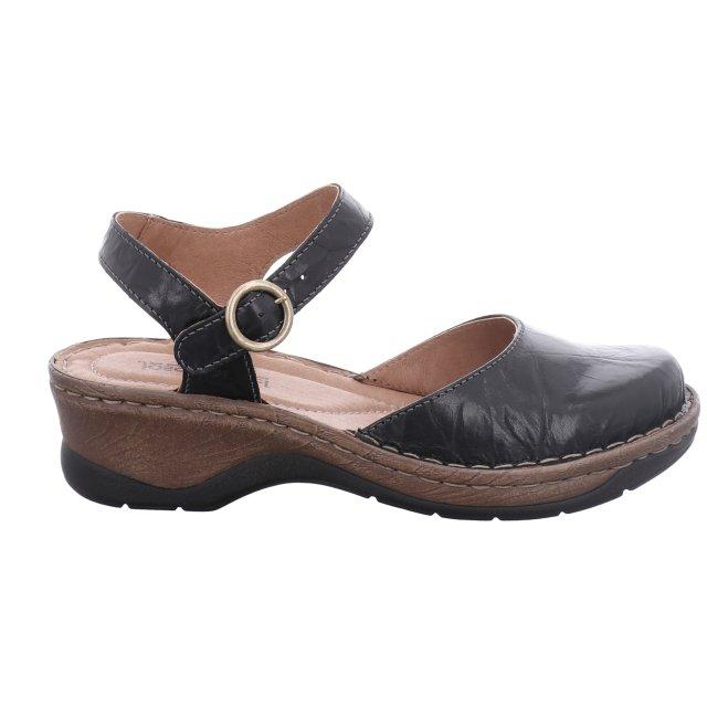 Dámské sandály Josef Seibel 56561-61100 černé
