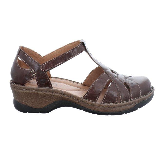 Dámské sandály Josef Seibel 56562-61310 hnědé