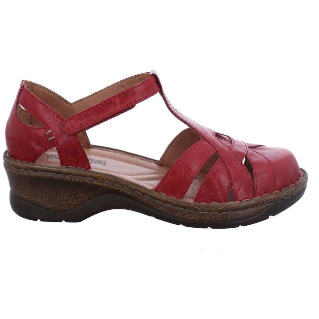 Dámské sandály Josef Seibel 56562-61400 červené