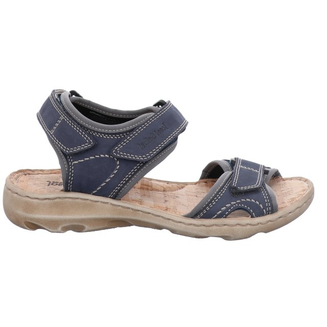 Dámské sandály Josef Seibel 63501-784506 modré