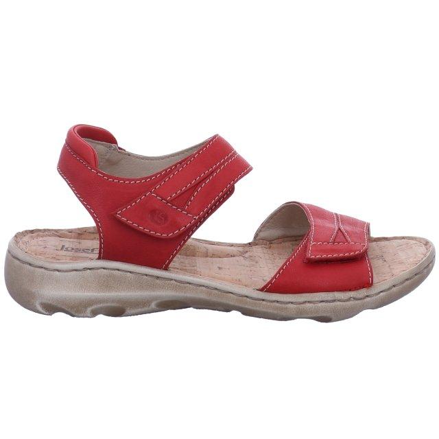 Dámské sandály Josef Seibel 63505-192400 červené