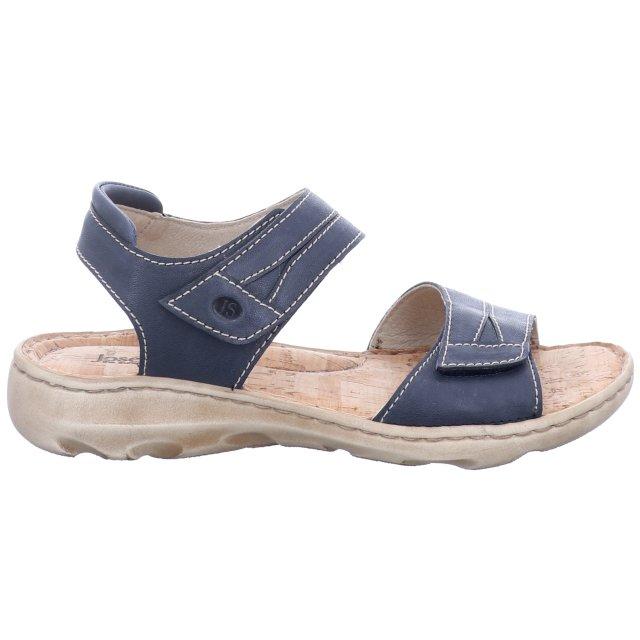 Dámské sandály Josef Seibel 63505-192505 modré