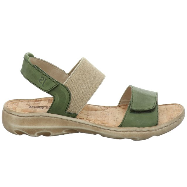 Dámské sandály Josef Seibel 63506-193601 zelené