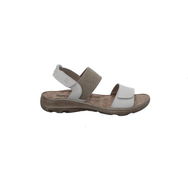 Dámské sandály Josef Seibel 63506-784011 bílé
