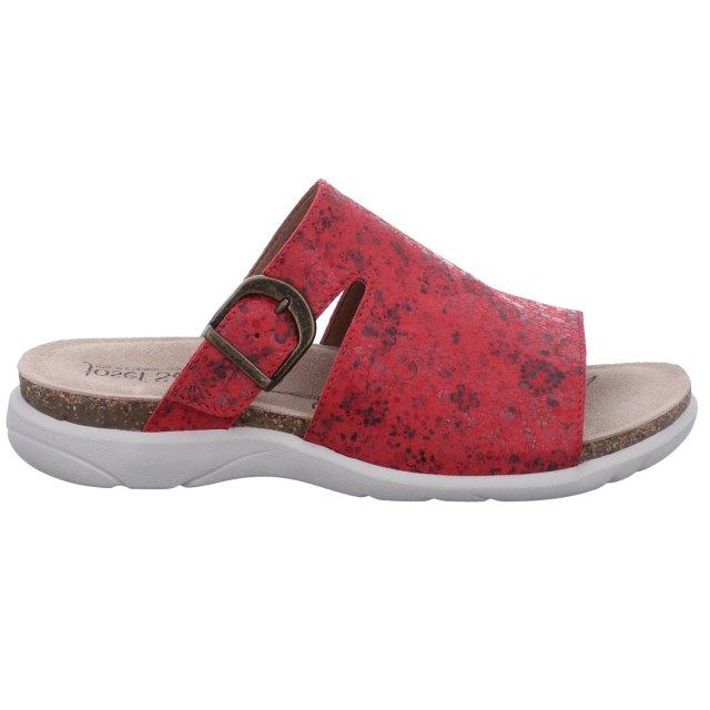 Dámské sandály Josef Seibel 69704-761400 červené
