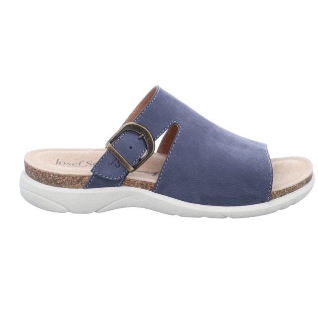 Dámské sandály Josef Seibel 69704-904505 modré