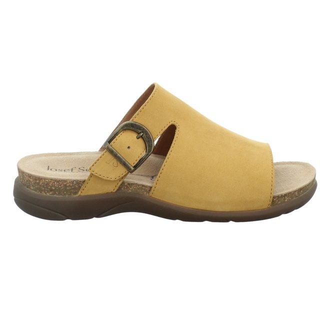 Dámské nazouváky Josef Seibel 69704-904800 žluté