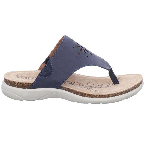 Dámské sandály Josef Seibel 69711-784505 modré