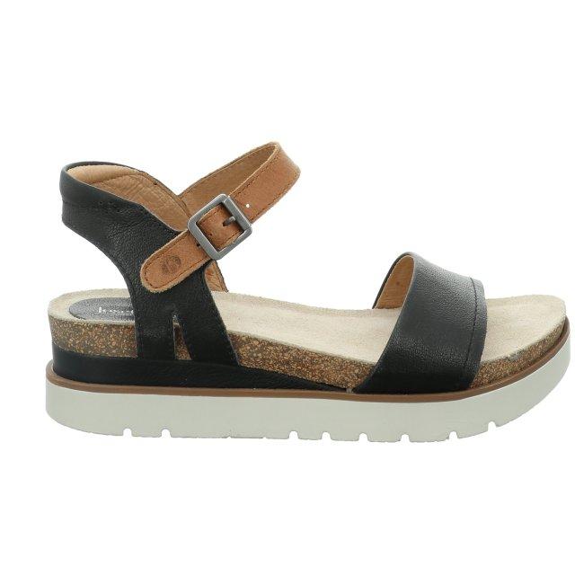 Dámské sandály Josef Seibel 72801-128101 černé
