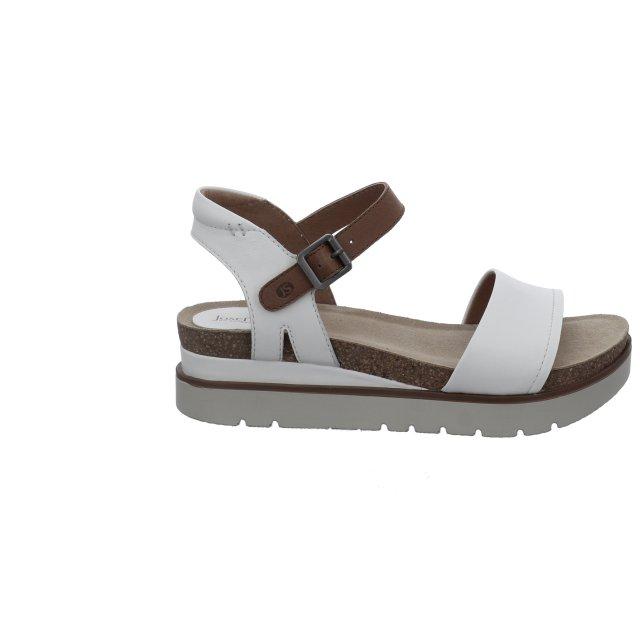 Dámské sandály Josef Seibel 72801-42001 bílé